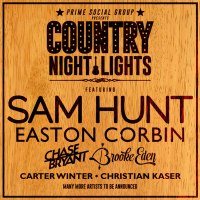 Sam Hunt to headline Country Night Lights festival in Athens, OH Saturday! Take a moment to check out set times and the festival map, if you are planning to attend!