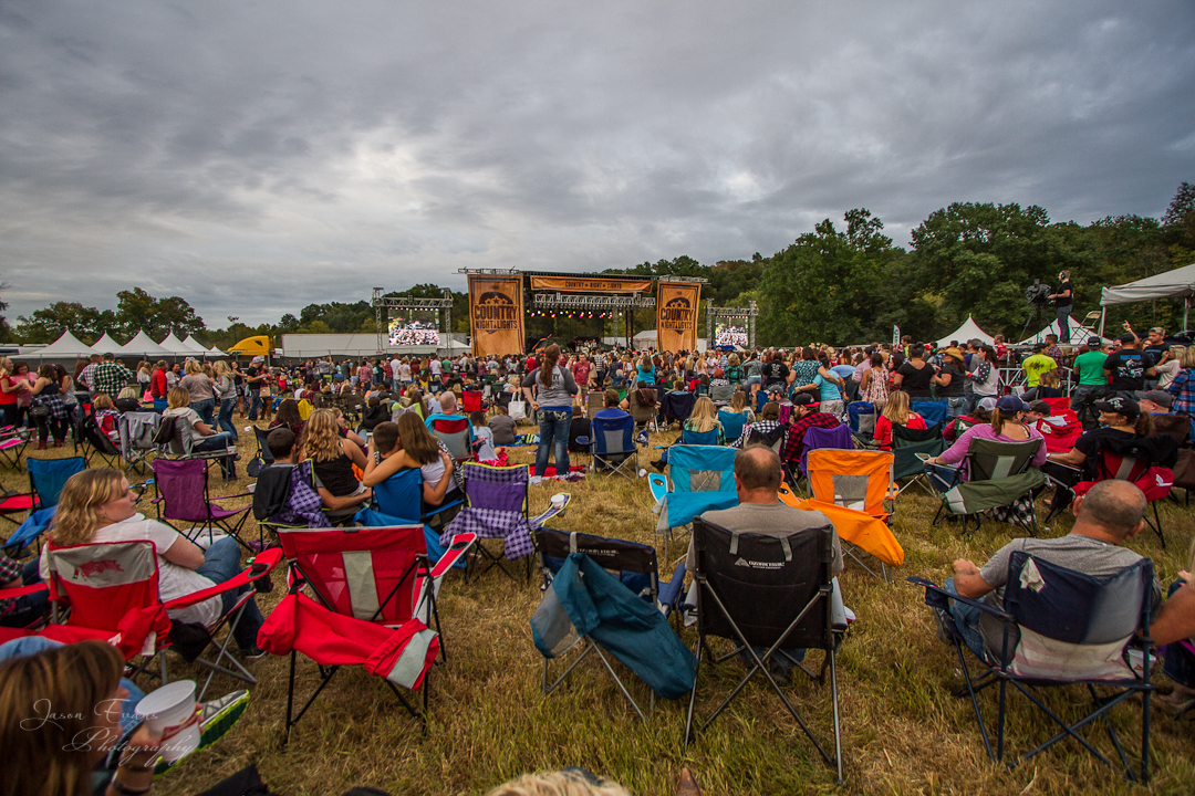 Festival Review/Photos: Was The First Annual U201cCountry Night Lightsu201d  Festival A Success? Photo