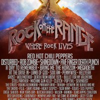 1oth Anniversary Rock On The Range Lineup has been announced!