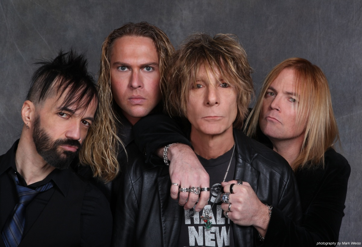Interview: Amanda Knight Talks Big Hair and Loud Noise with Britny Fox's Billy Childs