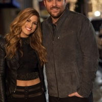 Chris Young On Tour and Premiere of New Video Duet with Cassadee Pope