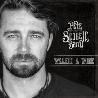 """Pete Scobell sings about a """"Guns & Roses"""" T-shirt and a """"Dive Bar"""" on his new album """"Walkin' A Wire"""""""
