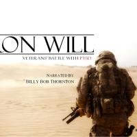 "Country Music stars speak out about PTSD Awareness for ""Iron Will""; A Movie Narrated by Billy Bob Thornton"