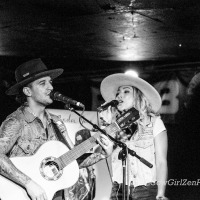Duo Alexander Jean Performs at Pub Rock