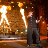 Disturbed Brings the Thunder ... Literally