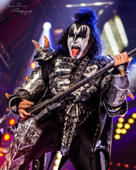 Kiss On Tour The Freedom To Rock 2016