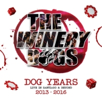 The Winery Dogs Are Live in Santiago!