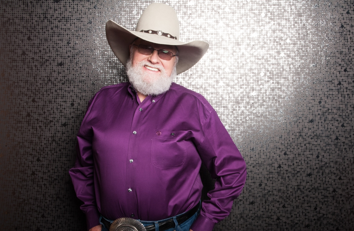 Charlie Daniels talks music, his new book, and pie!