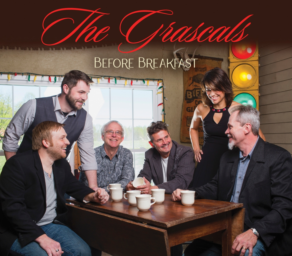 "The Grascals ""BEFORE BREAKFAST"" Album set to release September 1st"