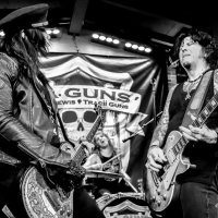 LA Guns Plays A Sold Out Show In Knoxville Tennessee