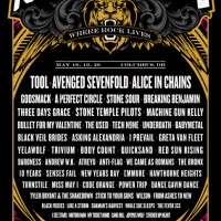 Rock On The Range Full Lineup Enclosed!