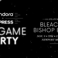 PANDORA + EXPRESS PREGAME PARTY FEATURING BLEACHERS AND BISHOP BRIGGS