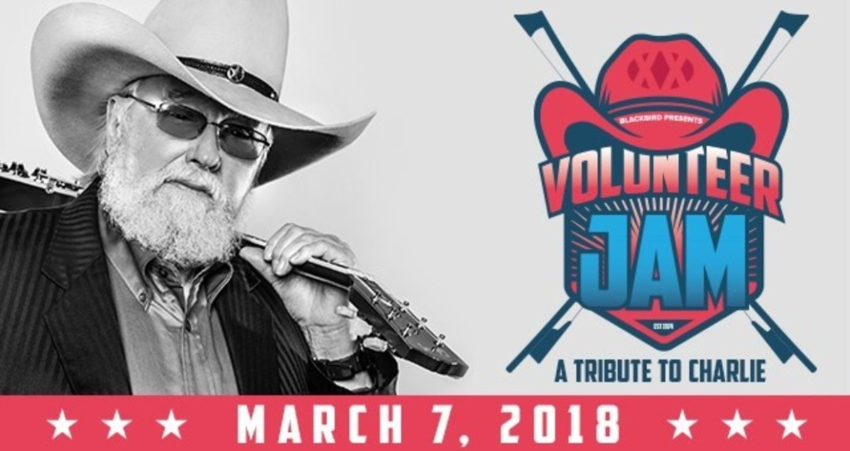 Volunteer Jam 2018 lineup announced and presale tickets available now