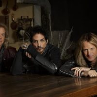 Deen Castronovo on 'Freedom' and Revolution Saints!