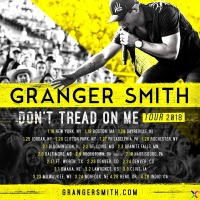 GRANGER SMITH LAUNCHES 2018 DON'T TREAD ON ME TOUR