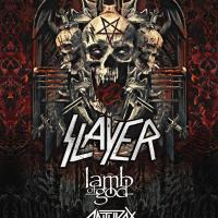 Slayer declares last tour with special guests!