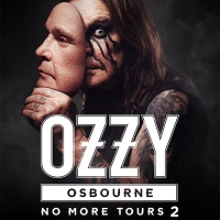 "Ozzy Osbourne announces ""No More Tours 2"""
