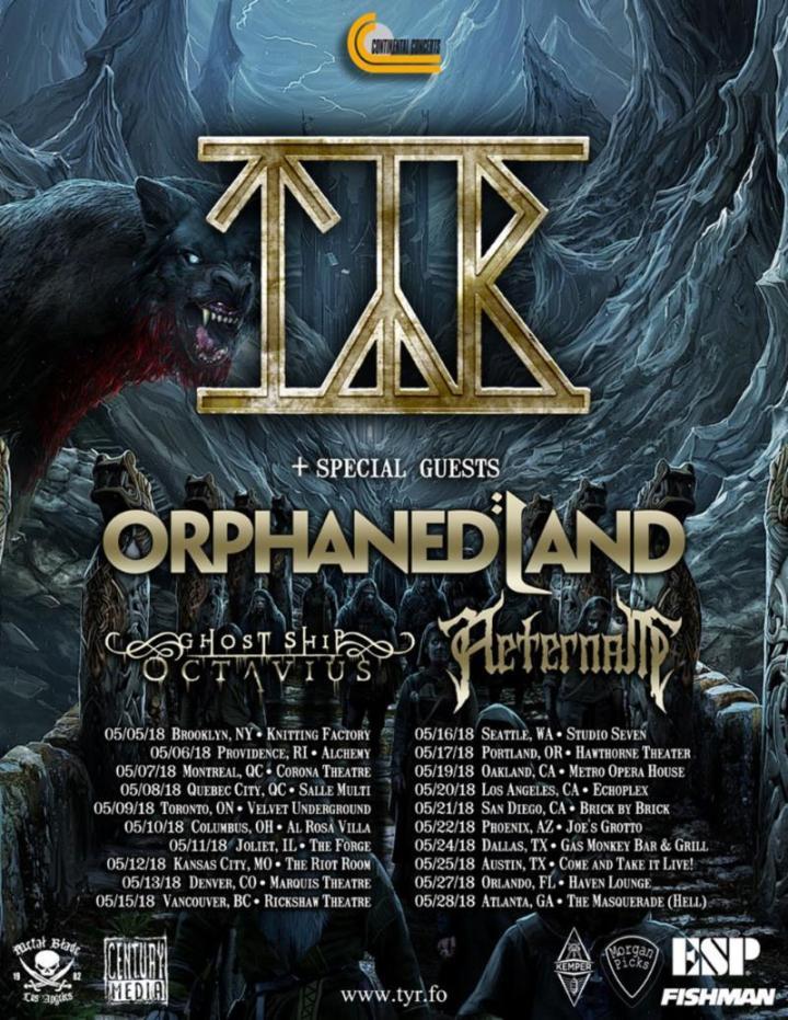 tyr-orphanedland