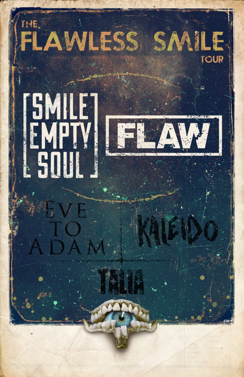 Smile Empty Soul soon to kick off 'Flawless Smile Tour'
