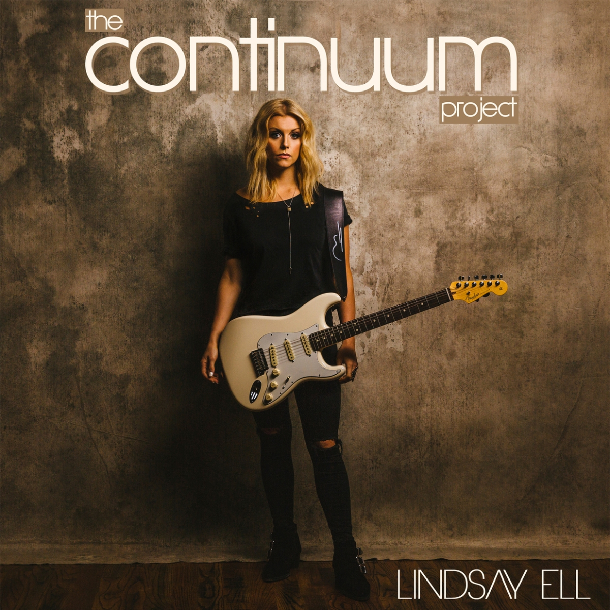 """Linsay Ell announces """"The Continuum Project"""""""