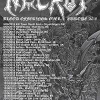 Necrot hitting the road this summer!