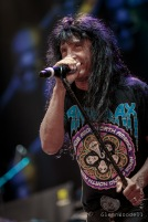 Joey Belladona of Anthrax