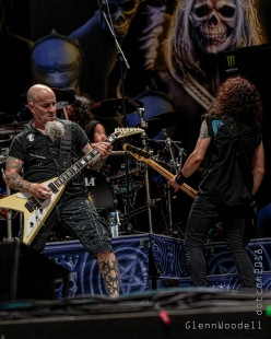 Scott Ian and Joey Belladona of Anthrax