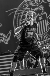 Randy Blythe of Lamb of God