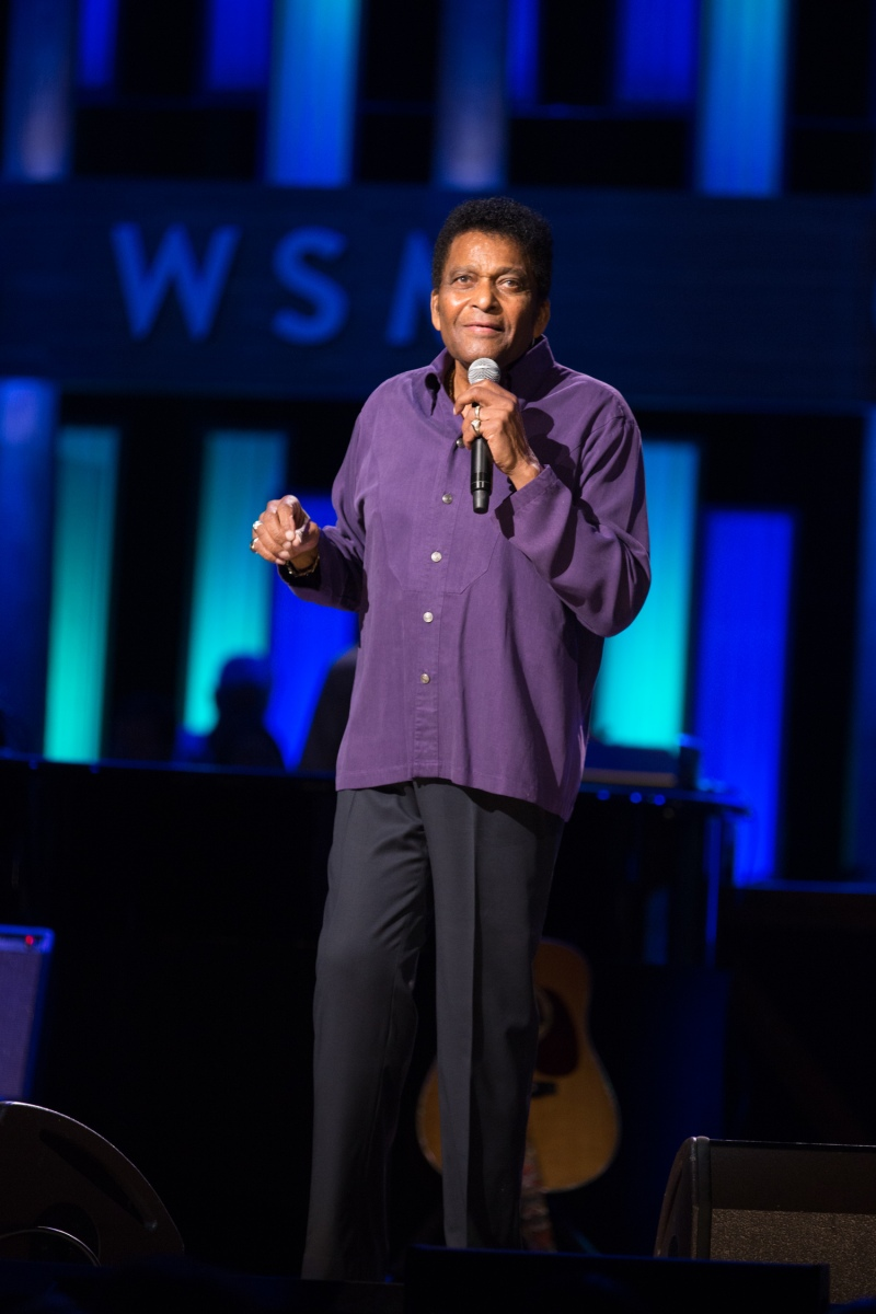 Birthday Bash to celebrate Charley Pride's Birthday At The Grand Ole Opry