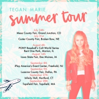 Tegan Marie hitting the road this summer on first major tour