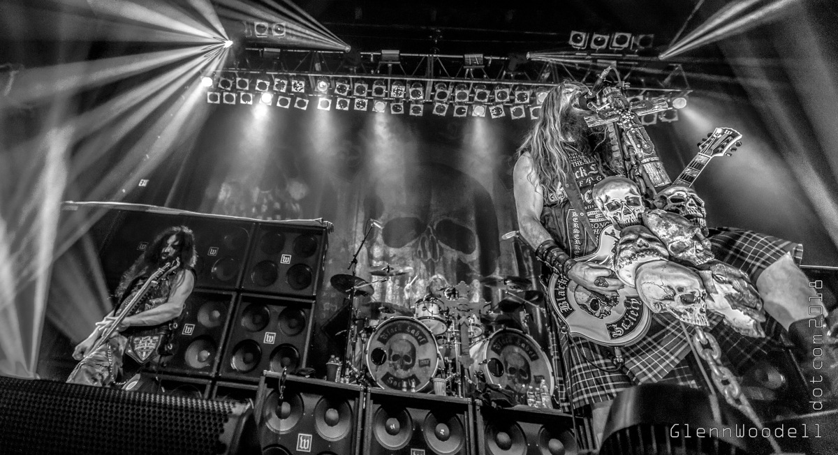 Black Label Society at the NorVa in Norfolk, Virginia August 5th, 2018