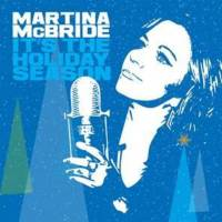 MARTINA McBRIDE READY FOR THE  HOLIDAY SEASON WITH NEW CHRISTMAS ALBUM AND TOUR