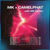"MK & Camelphat announces ""The Big Fallback 2018"" U. S. Tour"