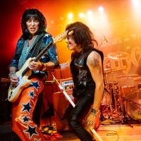 Punky Meadows & Frank DiMino of Angel Reunion Tour Nashville Tennessee