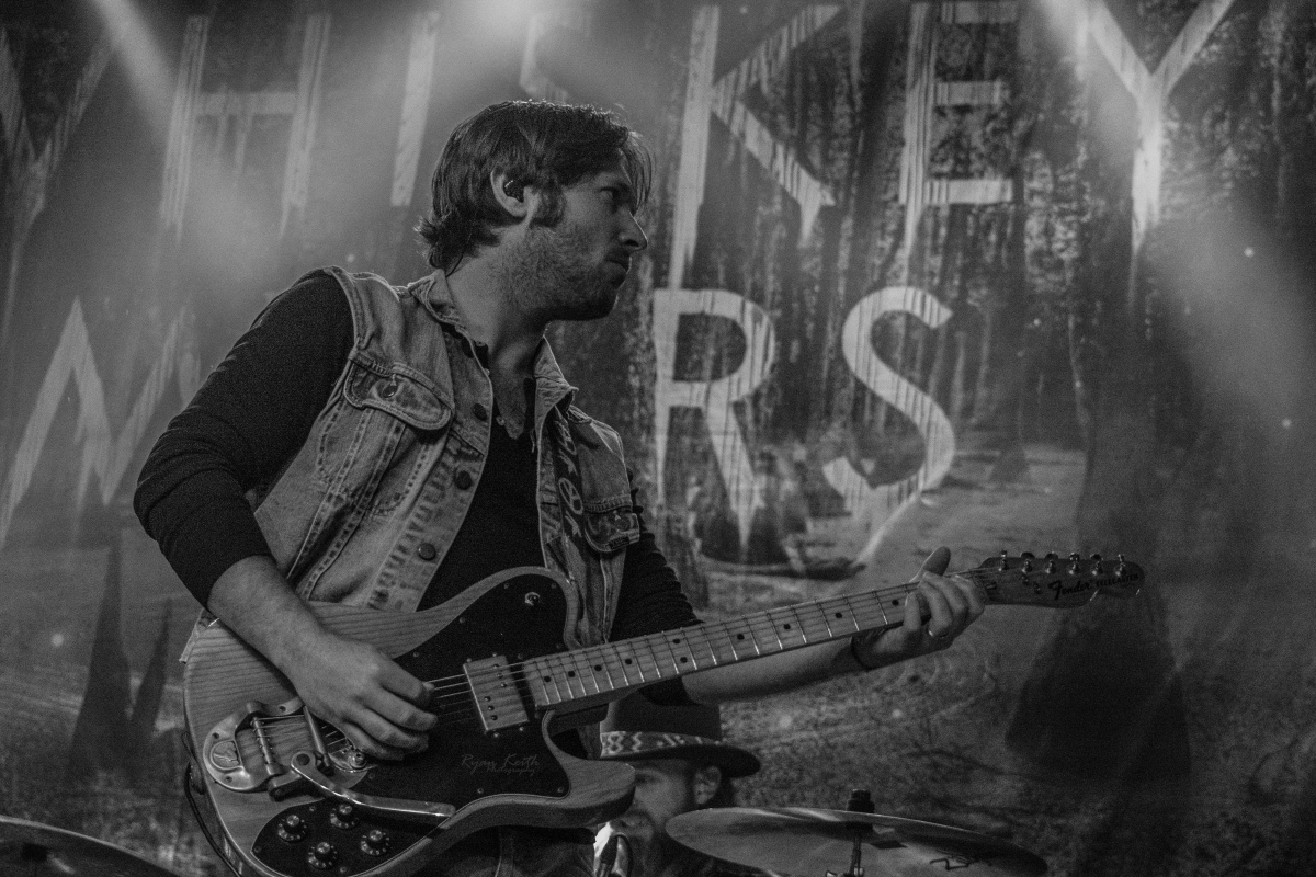 Whiskey Myers photo and review LIVE from Manchester Music Hall