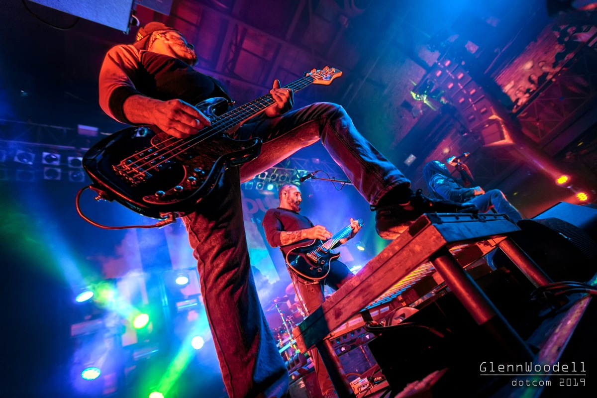 Sevendust with Tremonti, Cane Hill, Lullwater, and Kirra at the NorVa in Norfolk, Virginia February 9th, 2019