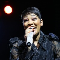 Monica Heats Up The Summer Night In Cleveland
