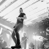SCOTT STAPP Live in Lexington Ky Exclusive Photos & Review