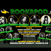Rock n Pod Expo 3 Nashville Tennessee