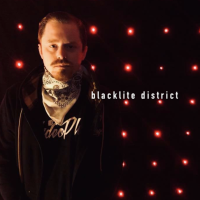 "BLACKLITE DISTRICT Releases New Music Video for ""Me Against the World;"" Announces Fall Tour with Adelitas Way"