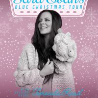 """SARA EVANS – BLUE CHRISTMAS TOUR"" STARTS UP DECEMBER 5 WITH 10 SHOWS"