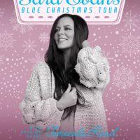 """SARA EVANS – BLUE CHRISTMAS TOUR"" STARTS UP DECEMBER 5 WITH 10 SHOWS"