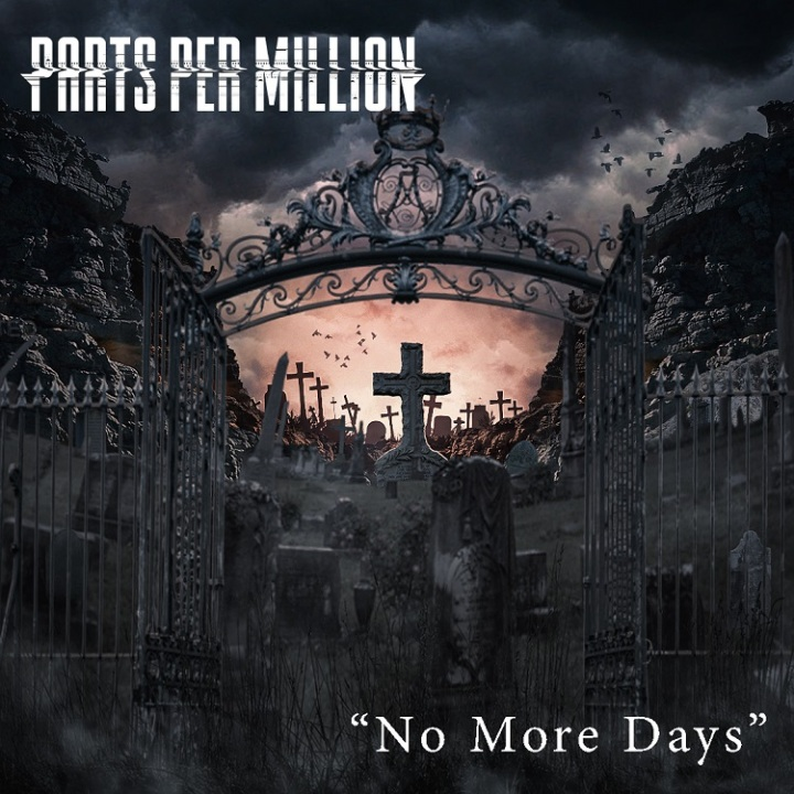 Parts Per Million Sigle Artwork with Logo 2019 Reduced
