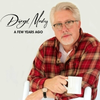 "Award-Winning Bluegrass Singer Daryl Mosley Releases Debut Single ""A Few Years Ago"" From Long-Awaited Solo Project"