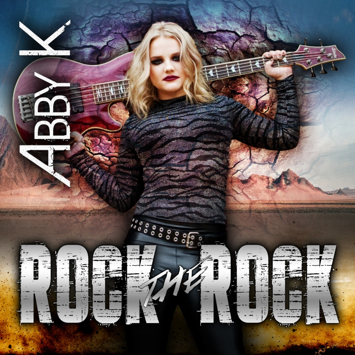 Abby K Rock the Rock Cover Art