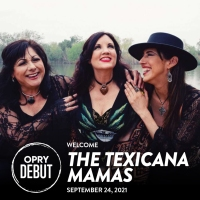The Texicana Mamas To Make Grand Ole Opry Debut Sept. 24