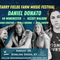 Starry Fields Farm Music Festival August 28th Bowling Green, Ky!