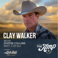 Clay Walker- Live at The Amp at Dant Crossing Sept 5th!