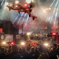 Judas Priest at Veterans United Home Loans Amphitheater September 9, 2021 in Virginia Beach, Virginia